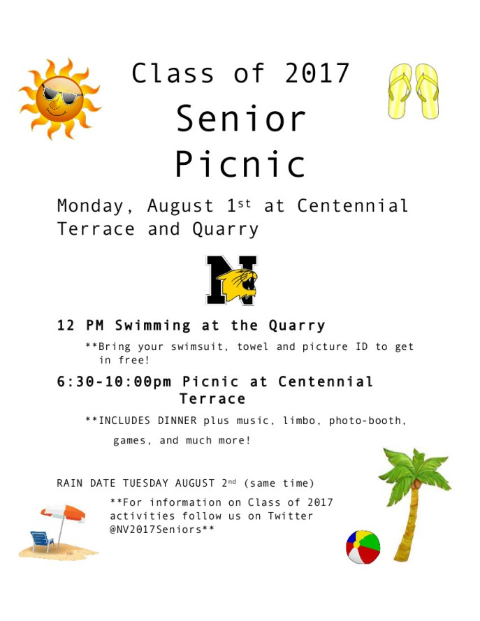Class of 2017Picnic